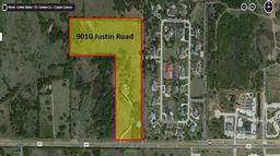 9010 justin road, copper canyon, TX 75077